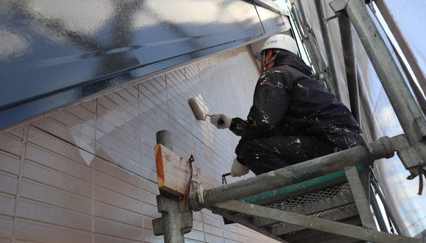 建築塗装工